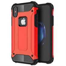 Load image into Gallery viewer, iPhone XS Red Armor Case