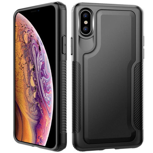 iPhone XS Black Case