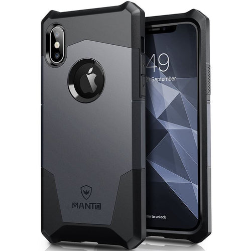 iPhone XS Double Bumper Case
