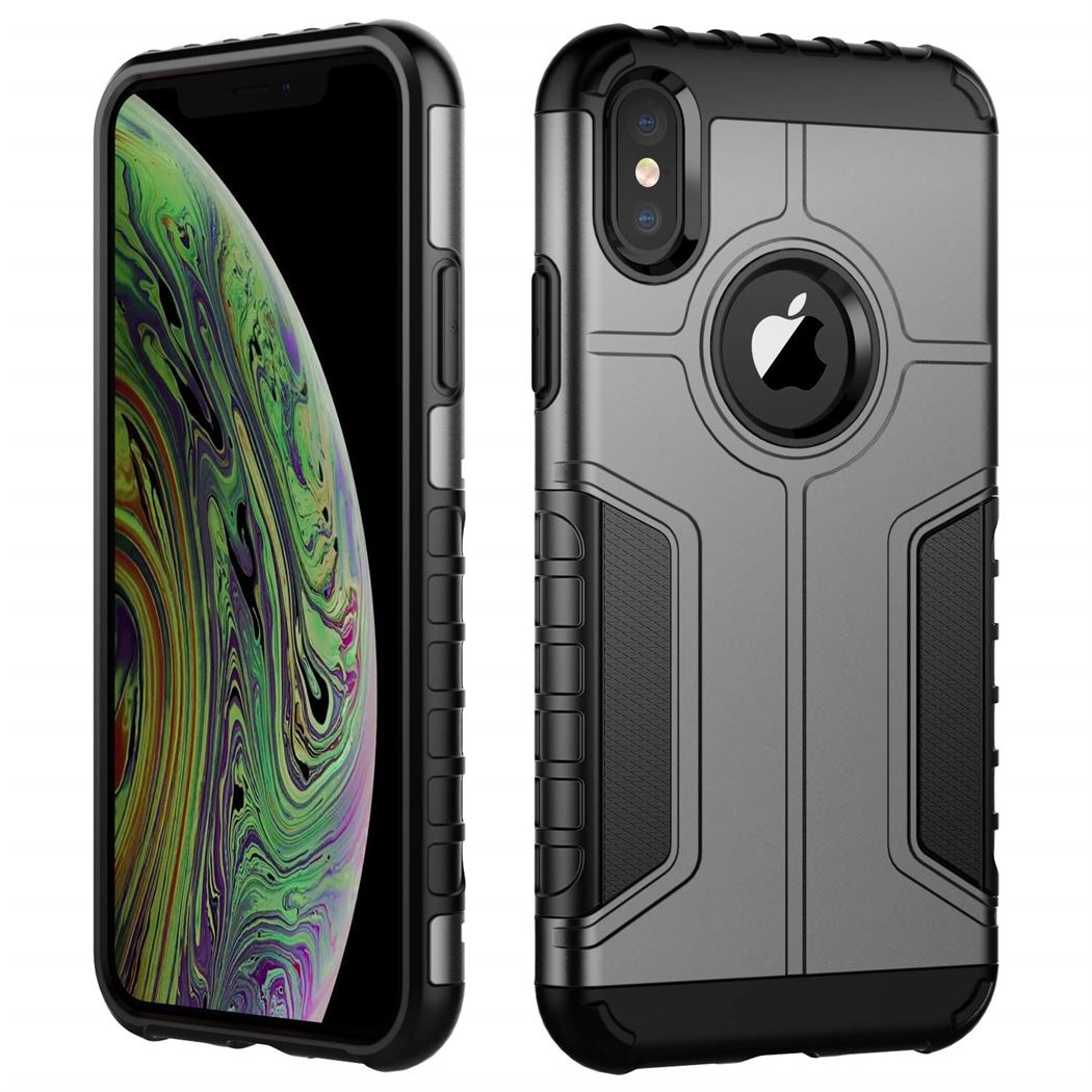 Best iPhone XS Double Layer Case - Free Next Day Delivery