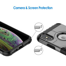 Load image into Gallery viewer, Best iPhone XS Double Layer Case - Free Next Day Delivery