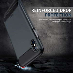 iPhone XS Heavy Duty Case