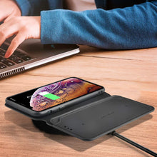 Load image into Gallery viewer, Best iPhone XS Leather Wallet Case - Free Next Day Delivery
