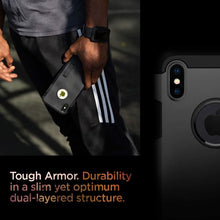Load image into Gallery viewer, Best iPhone XS Premium Kickstand Case - Free Next Day Delivery