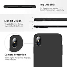 Load image into Gallery viewer, Best iPhone XS Silicone Case - Free Next Day Delivery