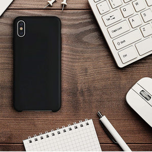 Best iPhone XS Silicone Case - Free Next Day Delivery