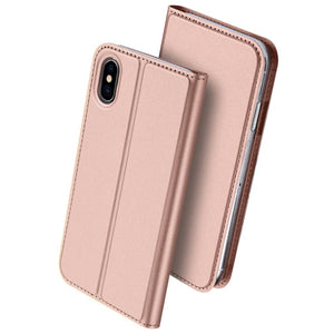 Best iPhone XS Slim Leather Case - Free Next Day Delivery