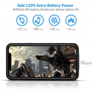 Best iPhone X power bank case - Free Next Day Delivery
