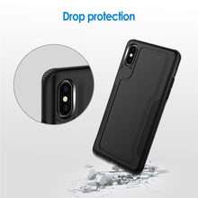 Load image into Gallery viewer, Best iPhone X Black Case - Free Next Day Delivery