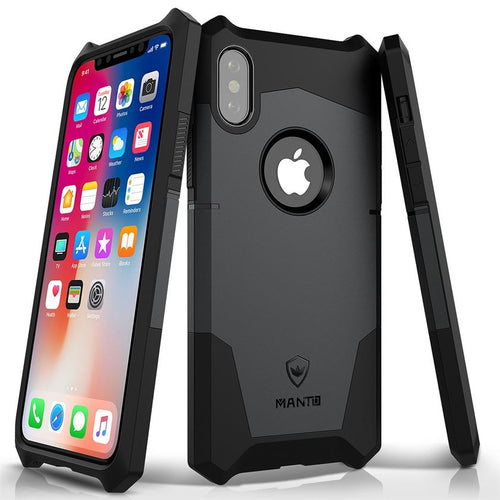 Best iPhone X Double Bumper Case - Free Next Day Delivery