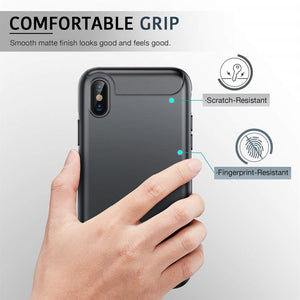 Best iPhone X Heavy Duty Case - Free Next Day Delivery