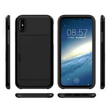 Load image into Gallery viewer, Best iPhone X Hidden Wallet Case - Free Next Day Delivery