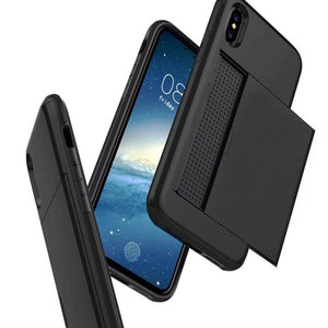 Best iPhone X Hidden Wallet Case - Free Next Day Delivery