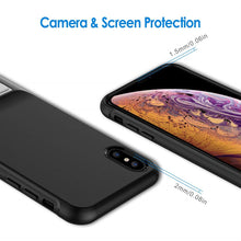Load image into Gallery viewer, iPhone X Kickstand Case