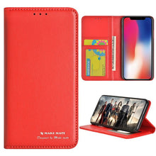Load image into Gallery viewer, Best iPhone X Leather Case - Free Next Day Delivery