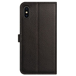 Best iPhone X Leather Case - Free Next Day Delivery