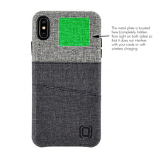 Load image into Gallery viewer, Best iPhone X Slim Card Case - Free Next Day Delivery