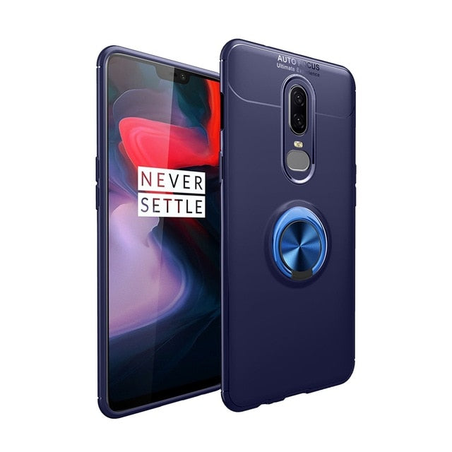 Best OnePlus 6 Ring Holder Case - Free Next Day Delivery