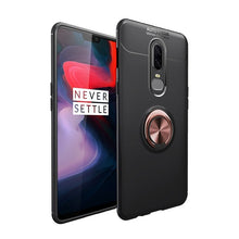 Load image into Gallery viewer, Best OnePlus 6 Ring Holder Case - Free Next Day Delivery