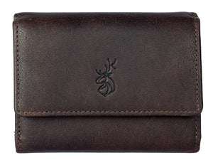 Shaftesbury Tri Fold wallet (with Coin) RFID