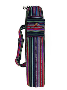 Yoga Studio Nepalese Gheri Fabric Yoga Bag NEW NEW NEW