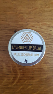 Lockbrood Bees Wax Lipbalm