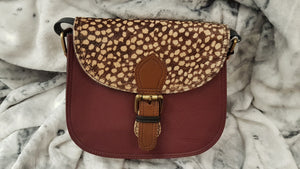 Soruka Leather Handbags -Small
