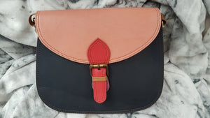 Soruka Leather Handbags -Medium