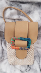 Small Summer Cross Body pouch