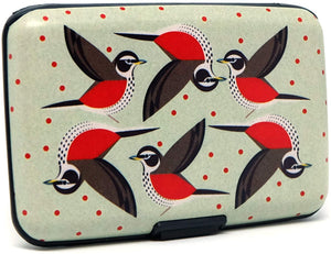 Opticaid RFID credit card wallets - various bird designs - Pursenalities_uk