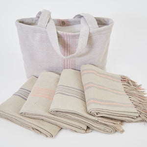 Weaver Green - Throw - Antibes Grey