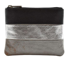 Load image into Gallery viewer, Mala Burchell Metallic Coin Purse with RFID - Pursenalities_uk