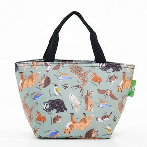Eco Chic Lunch Bag Woodland Creatures