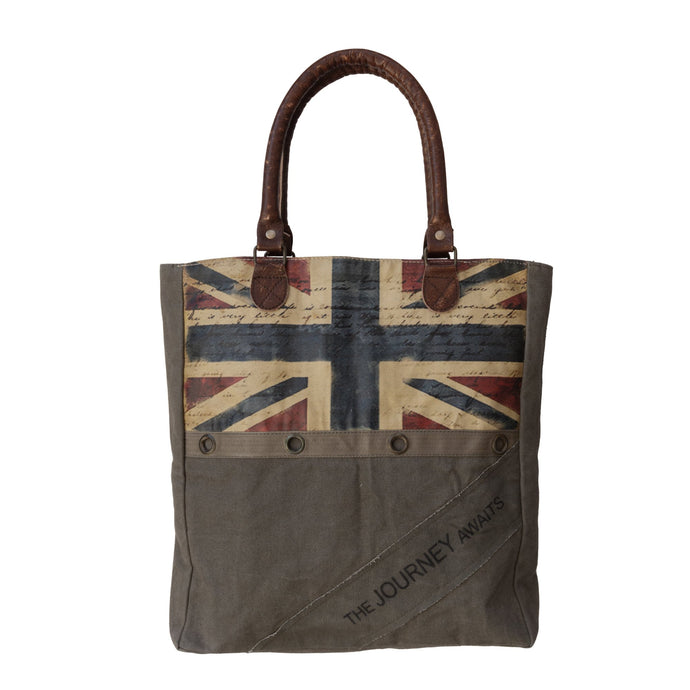 Bolla Bags - Dorset Bay - The Journey Awaits Union Jack
