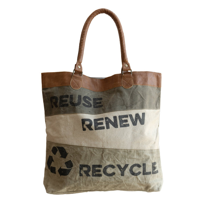 Bolla Bags - Dorset Bay - Reuse, Renew, Recycle