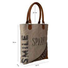 Load image into Gallery viewer, Bolla Bags - Dorset Bay - Smile, Sparkle and Shine - Pursenalities_uk