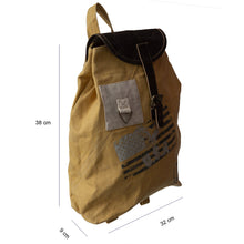 Load image into Gallery viewer, Bolla Bags - Dorset Bay - Yellow Rucksack - Pursenalities_uk