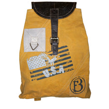 Load image into Gallery viewer, Bolla Bags - Dorset Bay - Yellow Rucksack