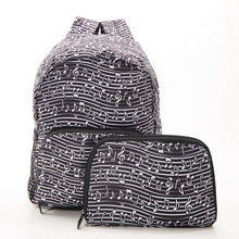 Load image into Gallery viewer, Eco Chic Mini Backpack Music