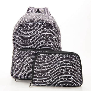 Eco Chic Mini Backpack Music