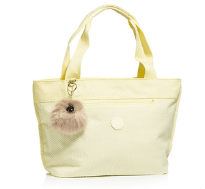 Kipling Jerimiah Tote bag Yellow