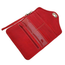 Load image into Gallery viewer, Berber Leather Red Decorative Purse - Pursenalities_uk