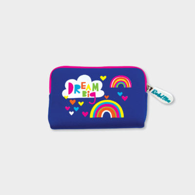 Rachel Ellen Children's 'Dream Big Dreams' Neoprene Purse