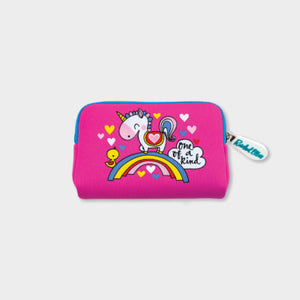 Rachel Ellen Children's Unicorn Neoprene Purse