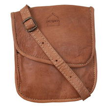 Load image into Gallery viewer, Berber Leather Tan Travel Bag - Pursenalities_uk