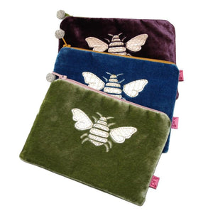 Lua Gold Bee Purse - Pursenalities_uk