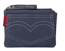 "Load image into Gallery viewer, Mala ""Pinky"" Denim Purses - Pursenalities_uk"
