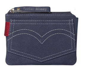 "Mala ""Pinky"" Denim Purses - Pursenalities_uk"