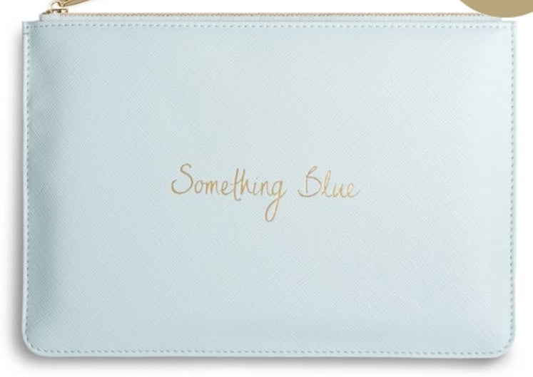 Katie Loxton Pale Blue Perfect Pouch