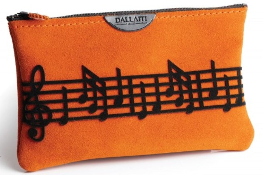 The Music Gifts Co. Leather Music Score purse